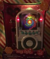 "My Life 18"" Doll Karaoke Machine Working Microphone Our Generation American Girl"