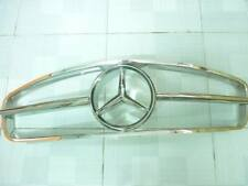 Mercedes w121 190sl Bugverzierung Frontgrill Edelstahl Komplett Neu!!!