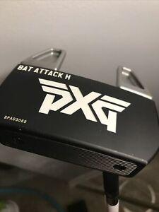 "PXG LH Bat Attack H Putter 38"" Stability Shaft W Superstroke Wrist lock"