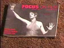 FOCUS ON FILM #10 MAG '72 VERY FINE LIZA MINNELI