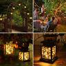 Solar Lantern Hanging Light LED Yard Outdoor Patio Garden Lamp Waterproof Decor