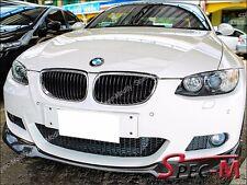 07-10 BMW E92 3-Series M-Tech & M-Sport AC Style Carbon Fiber Front Bumper Lip