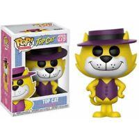 """TOP CAT 3.75"""" POP VINYL FIGURE FUNKO 279 BRAND NEW UK SELLER"""