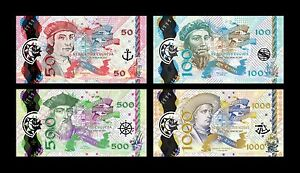 Portuguese Africa Brazil India Azores 50;100;500;1000 2017 Clear Window Polymer
