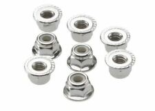 Traxxas TRA3647 Flanged Nylon Lock Nuts 4mm Set of 8