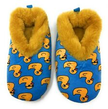 Women's Cozy Comfy Slippers Funny Fuzzy Fluffy Indoor Warm House Shoes Duckies