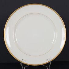 """LENOX WINDSOR M161 DINNER PLATE GREEN GUMP'S BACKSTAMP SAN FRANCISCO 10 1/2"""""""