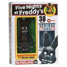 Five Nights at Freddy's RWQFSFASXC with Office Door Micro Figure Build Set