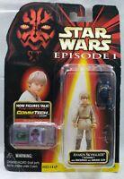 Star Wars Episode 1 CommTech ANAKIN SKYWALKER Action Figure 1998 Hasbro