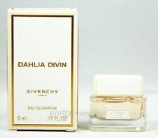ღ Dahlia Divin - Givenchy - Miniatur EDP 5ml *New 2014*