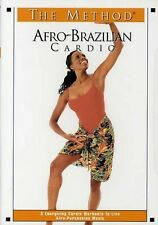 The Method - AFRO-BRAZILIAN CARDIO (DVD) workout to percussion music africa NEW