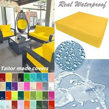 TAILOR MADE COVER*Patio Bench Cushion Waterproof Outdoor Swing Sofa Daybed Dw02