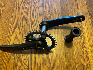 Shimano XT BOOST CRANKSET 175mm Threaded BB Included 32t Chainring