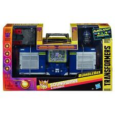 Transformers: Bumblebee Greatest Hits Leader Class SOUNDWAVE with DOOMBOX