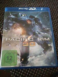 Pacific Rim (2013) - Blu-ray 3D + 2D [Blu-ray] Science Fiction Film
