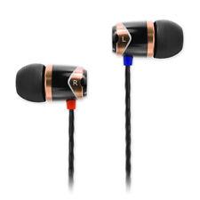 SoundMAGIC E10 - HiFi In-Ear-Kopfhörer, Farbe gold, Smartphone kompatibel