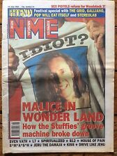 NME 16/7/94 Wonder Stuff cover, The Grid, Pop Will Eat Itsef, Stereolab