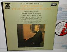 OPFS 3/4 Glazunov Violin Concerto Silvia Marcovici LSO Stowkowski 60th 2LP Box