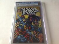 X-MEN 1/2 CGC 9.6 WHITE WIZARD SPECIAL MAIL AWAY WITH CERTIFICATE MARVEL COMICS