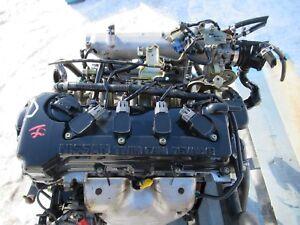 2000-2002 NISSAN SENTRA 1.8L 4CYLINDER ENGINE JDM QG18DE ENGINE