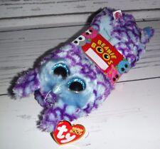 New Ty Beanie Boos Slipper Socks Oscar the Owl Child Small 11-13