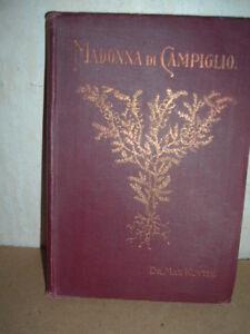 Die Siedelung Madonna di Campiglio und ihre Umgebung, 1900 - (FL1)