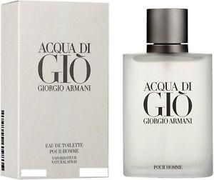 Giorgio Armani Aqua Di Gio For Men - 100ml Eau De Toilette Spray