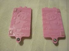 Battery Covers  For  2008 Fisher Price   Little Mommy Walk & Giggle Baby Doll