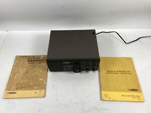 Heathkit Model SW7800 SW-7800 HAM CB Receiver