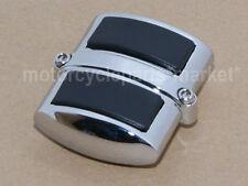 Chrome Rear Brake Pedal Pad Cover for Yamaha V-Star XVS 650 950 1100 1300 Suzuki