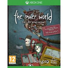 Microsoft Xbox One-the Inner World The Last Wind Game