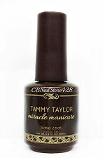 Tammy Taylor LED/UV Gel - MIRACLE MANICURE Base Coat 0.5oz New packaging