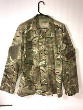 Combat Jacket Temperate Weather MTP Hunting Fishing Camo Size 180/96