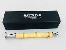 Rattray's Bambus Bamboo Stopfer Pfeifen Besteck Extra langer Dorn Pfeife