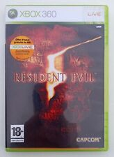 Resident Evil 5 Xbox 360 complet