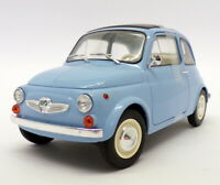 Solido 1/18 Scale Model Car S1801405 - 1969 Fiat Steyr Puch 500 - Blue