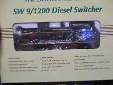 S Helper SHS 00426 C&O SW-9 diesel  (3/28/20)