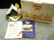 Lilliput Lane Mail Pouch Barn American Landmarks #523 Nib & Deeds 1989 Signed