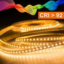 LED Strip 2835 Warmweiß (2700K) CRI 92 36W 5 Meter 24V IP20