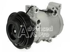 New AC A/C Compressor Fits: 99 - 04 Isuzu Rodeo / 02 - 04  Axiom / 99 - 00 Amigo