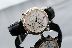Maurice Lacroix Masterpiece Double Retrograde - Box & Papers