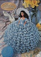Miss March GEMS OF THE SOUTH Collection Annies Fashion Doll Crochet Pattern