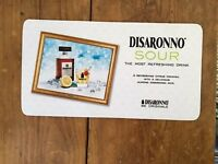 Disaronno Sour Rubber Bar Runner Beer Mat Man Cave Shed Pub Italian Amaretto New