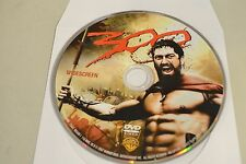300 (DVD, 2007, Widescreen)Disc Only Free Shipping
