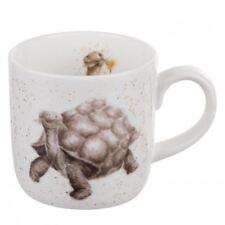 New Royal Worcester Wrendale Designs Aged To Perfection Tortoise Bone China Mug