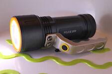 Swat Cree Led Taschenlampe 25W Polizei T6 Handlampe 1000M Leuchtweite Lampe Akku