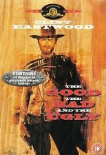 Good The Bad and The Ugly 5050070000306 DVD Region 2 P H