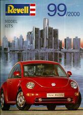 Catalogue Revell Model kits 1999 /2000