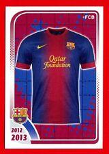 FC BARCELONA 2012-2013 Panini - Figurina-Sticker n. 5 - MAGLIA 1 -New