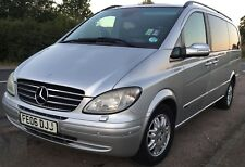 Mercedes Viano Ambiente 2.2 CDI Automatic,Long,Sunroof,Cruise Control,7 Seater